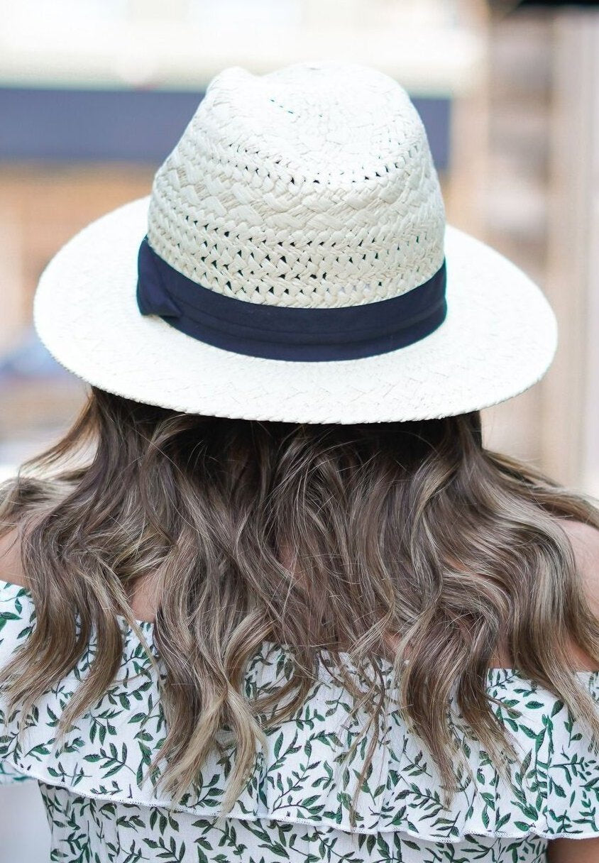 Beachin' It Easy Hat - Natural