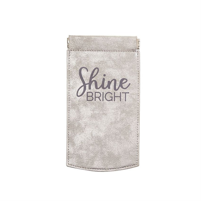 Mud Pie Sunglasses Pouch - Shine Bright