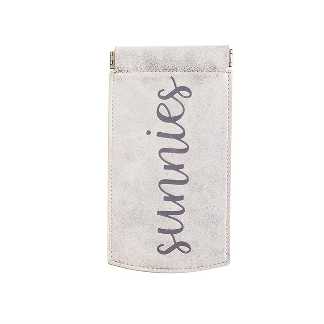 Mud Pie Sunglasses Pouch - Sunnies