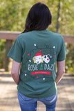 Limited Edition Christmas Tee - Dog Logo