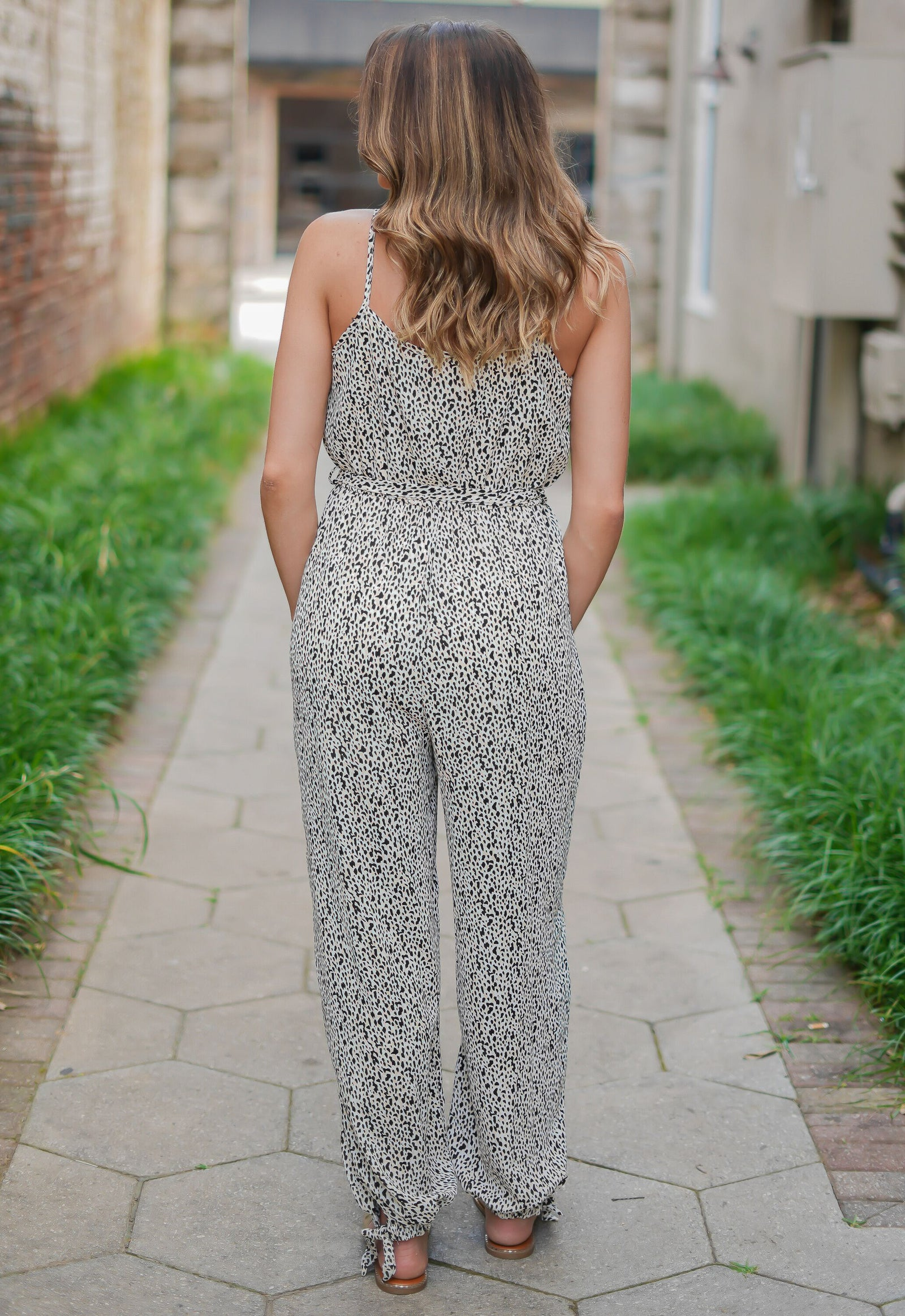 Spot on Jumpsuit