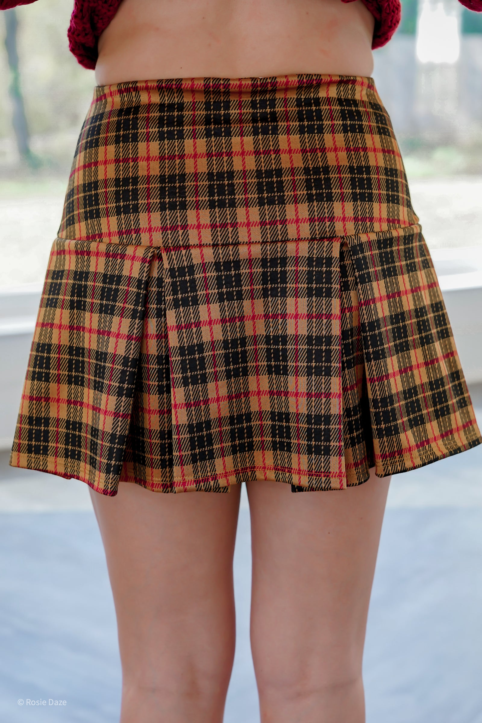 Ring The Bell Skirt