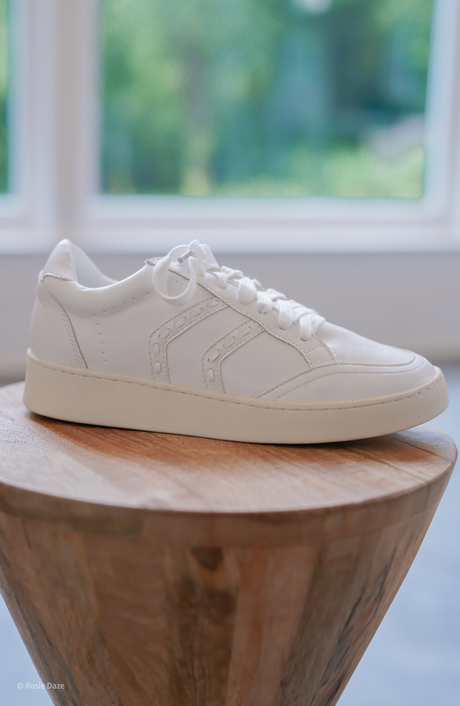 White Raven Sneakers - Off White