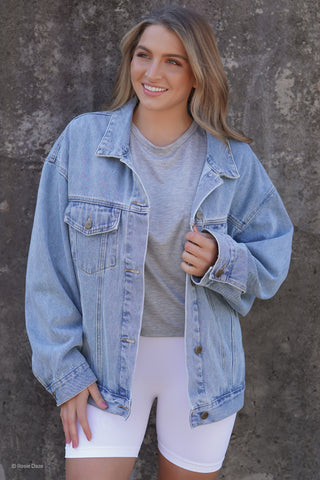 Denver Denim Jacket