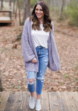 Wanna Be Cardigan - Grey