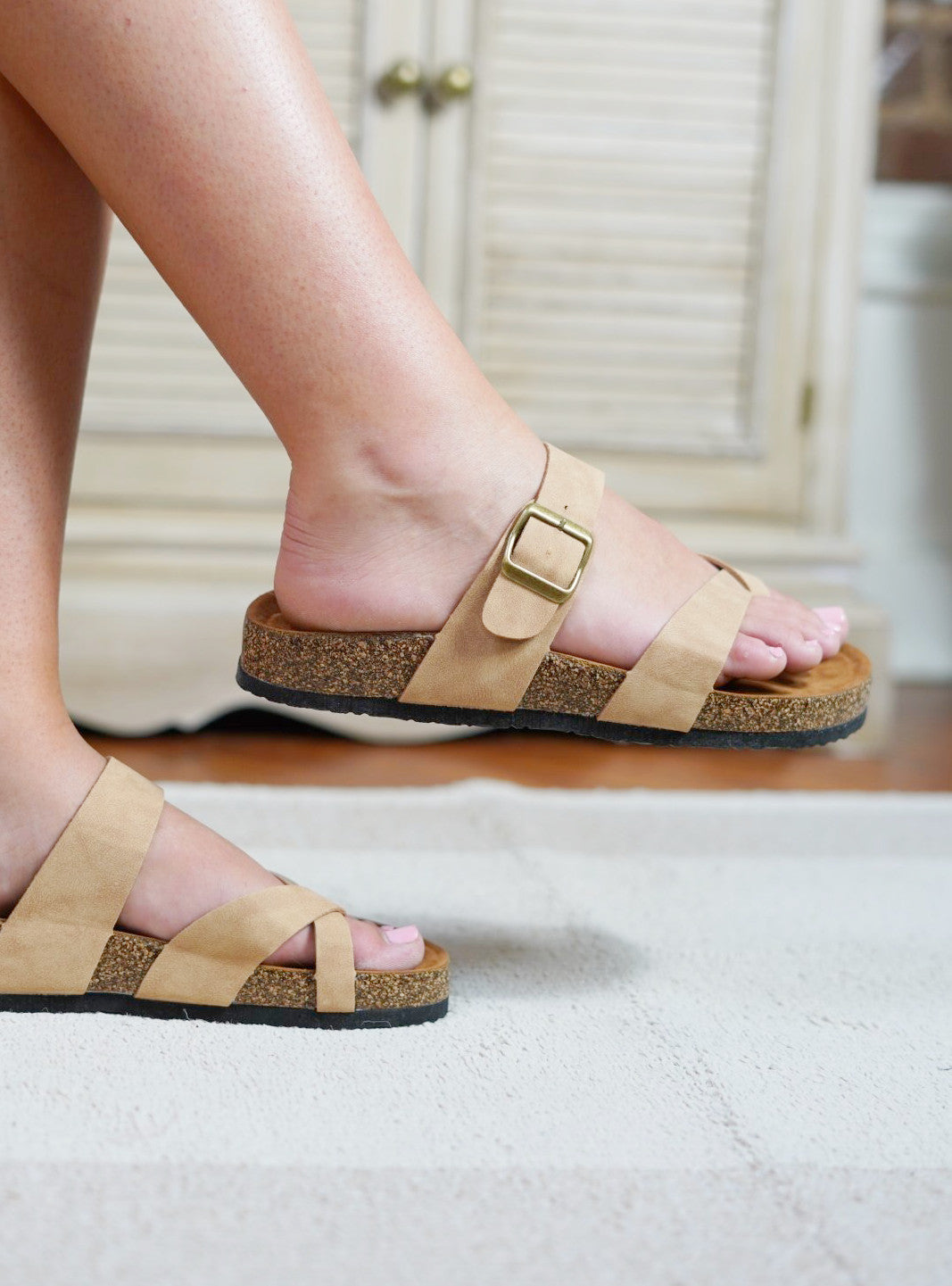 Out the Door Sandals