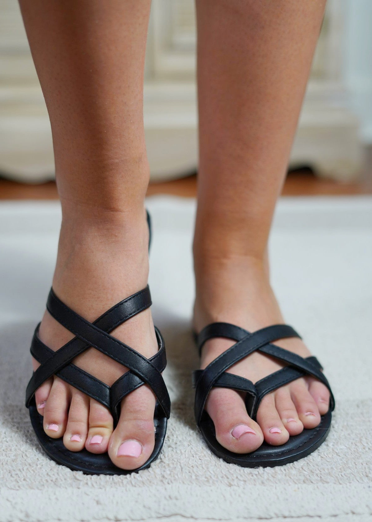 Totally Twisted Flip Flops