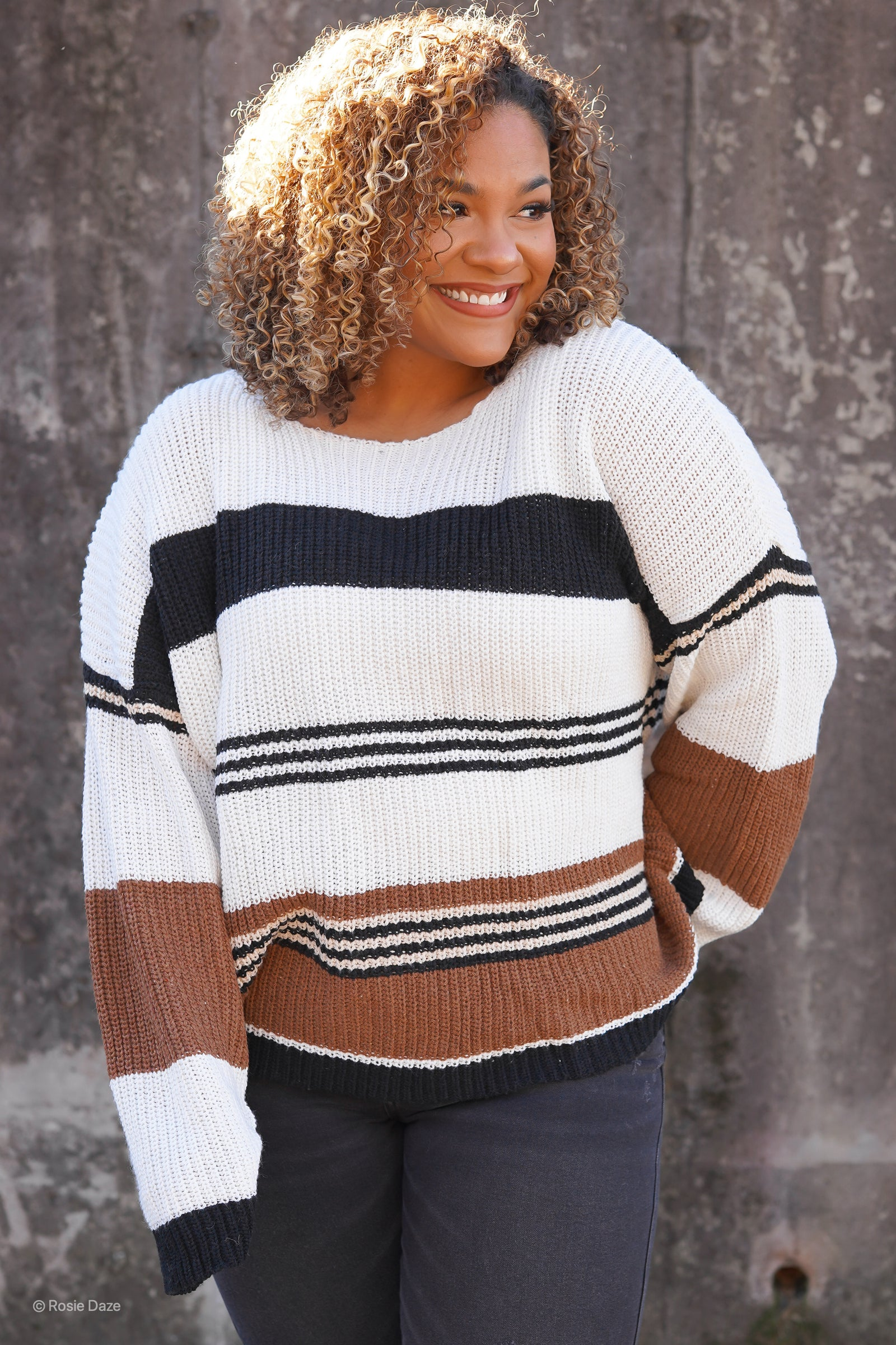The S'mores Sweater