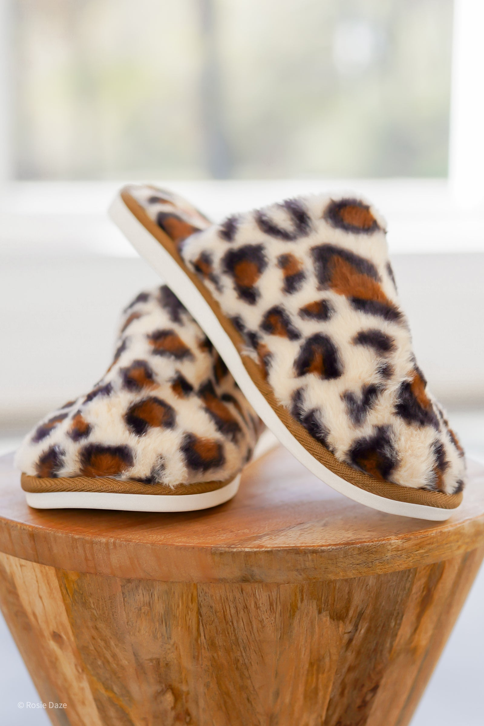 Catch Me Cheetah Slippers