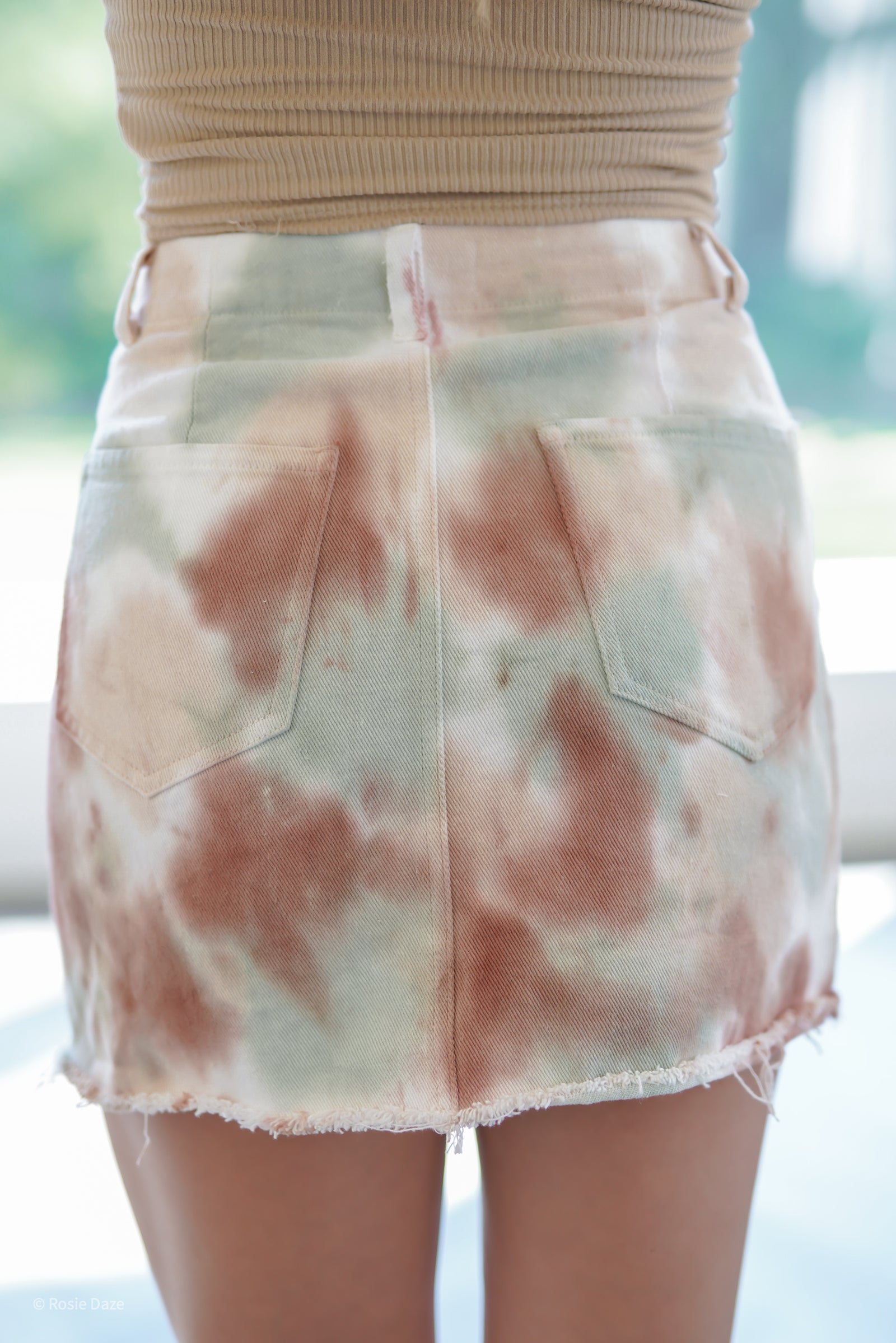 Earth Bound Skirt