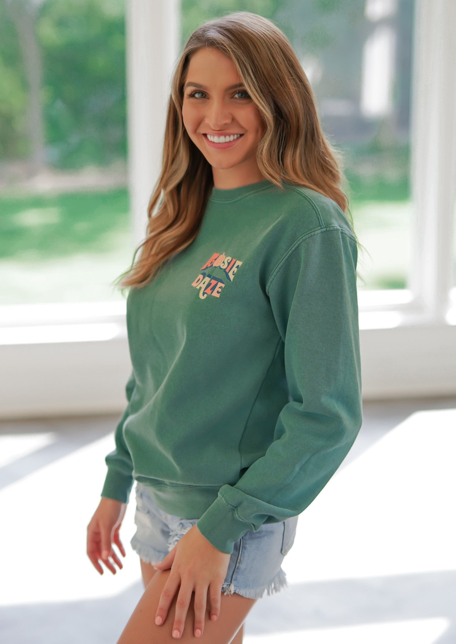 LIMITED EDITION Fall Logo Sweatshirt