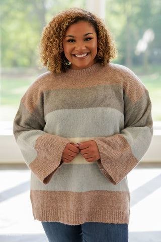 That's What I Like Sweater - Curvy