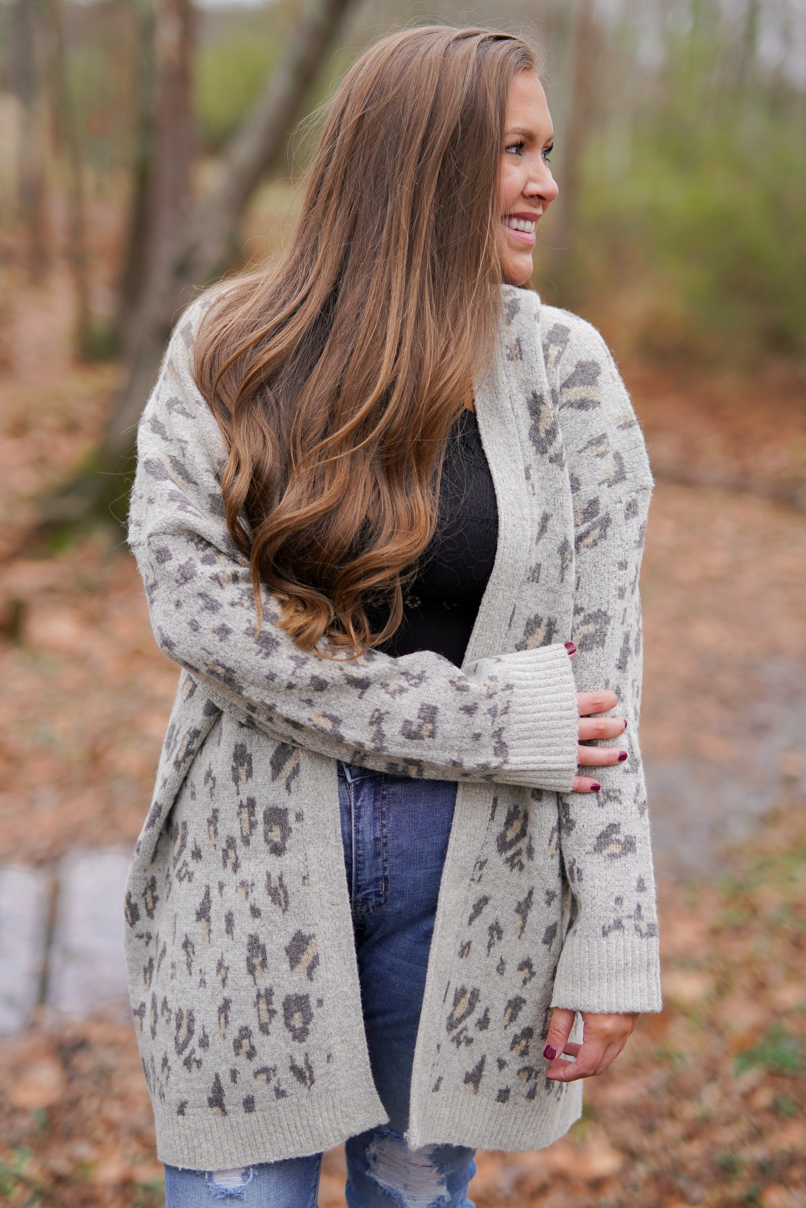 Cat Call Cardigan