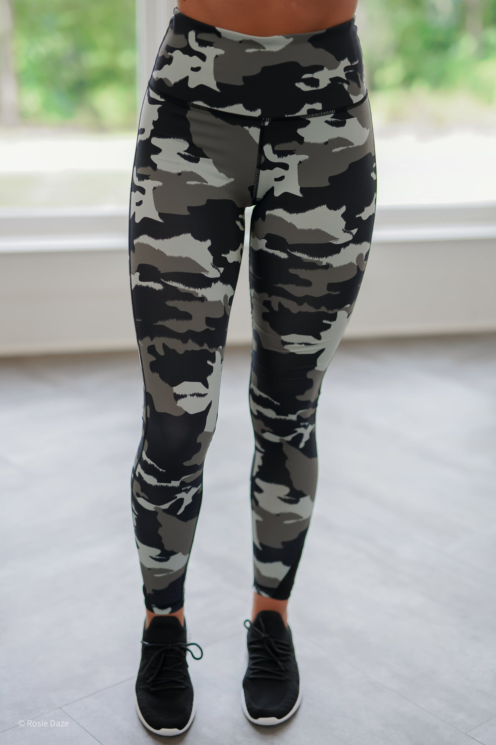 Come at Me Camo Leggings