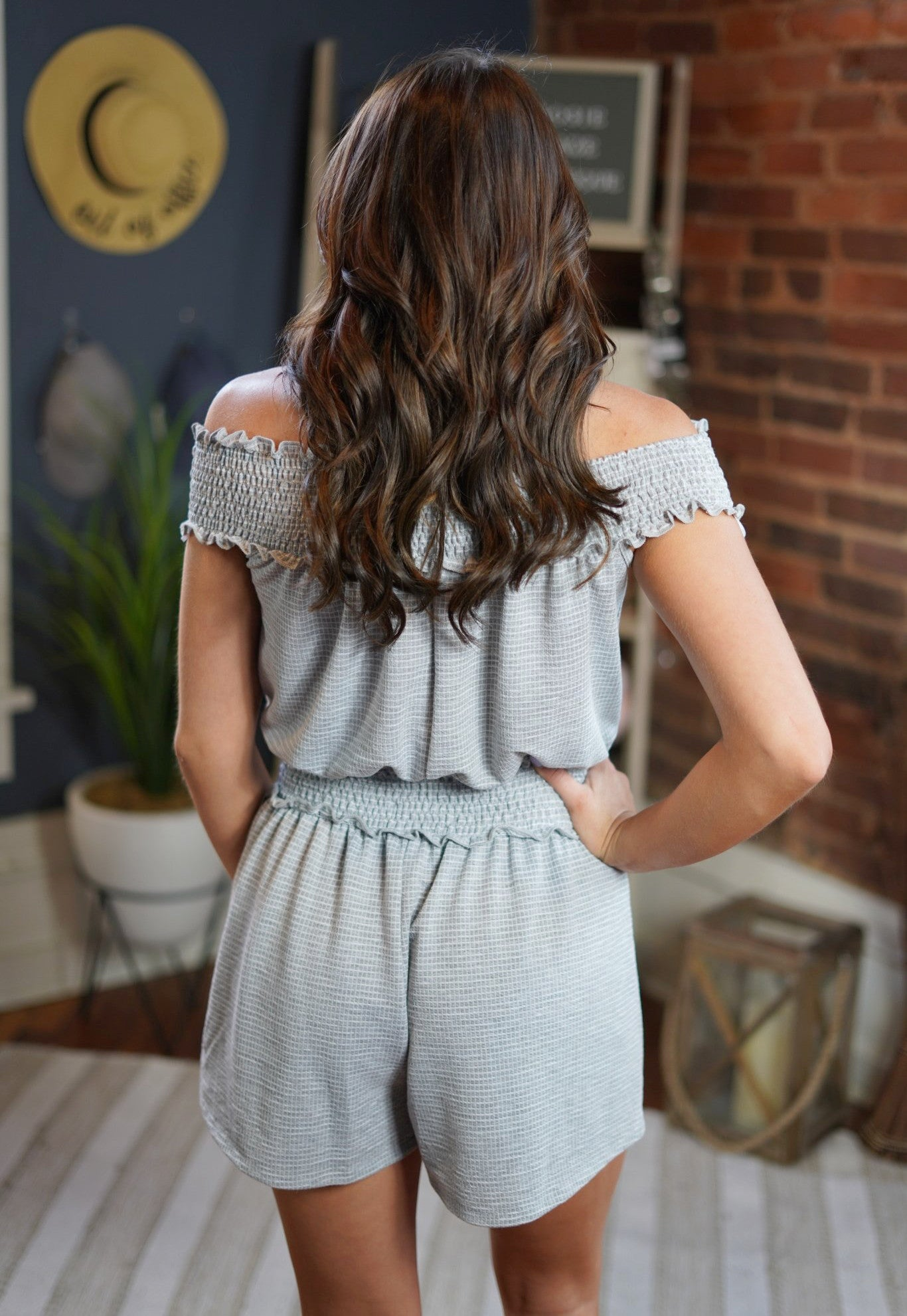 Dream Lover Romper