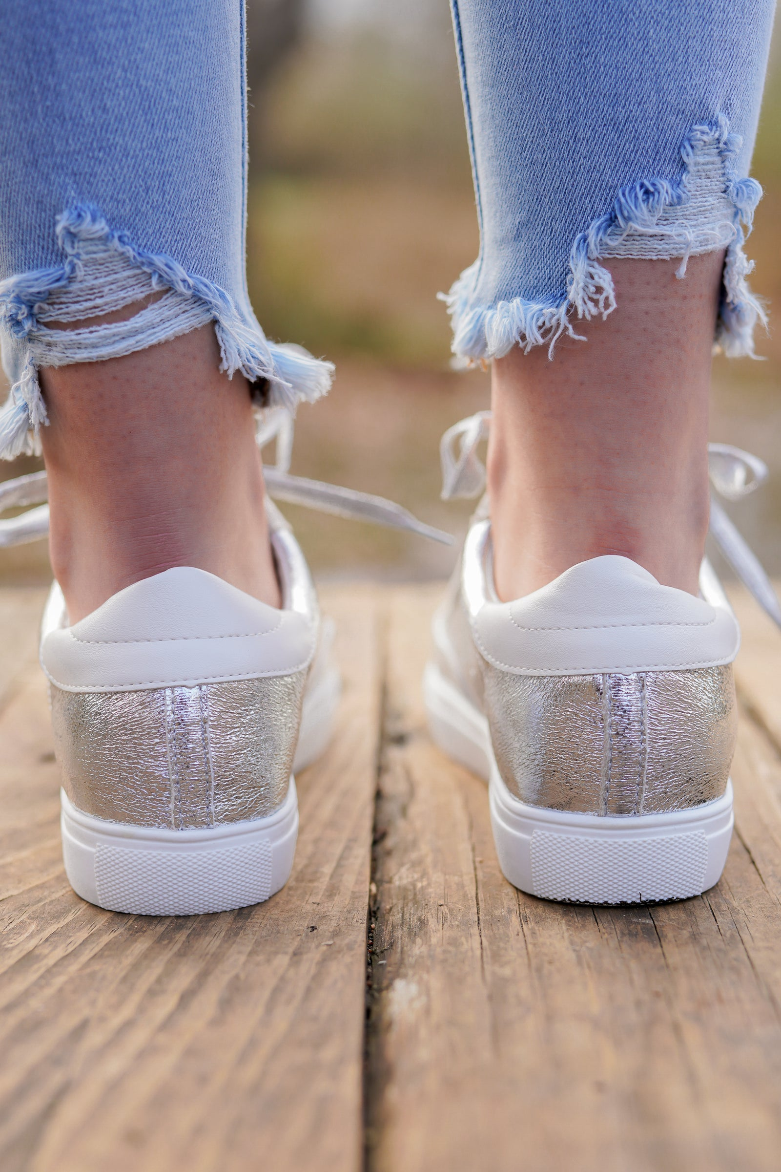 Dale Sneakers - Silver
