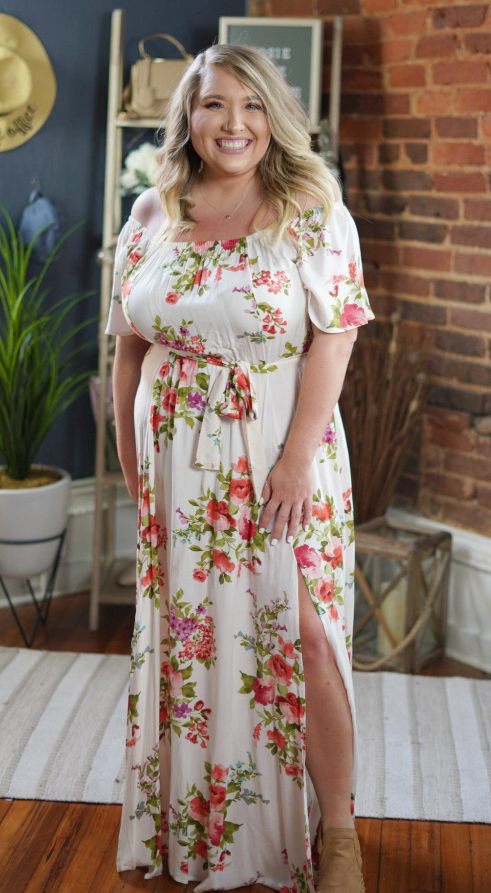 Must Have Floral Maxi