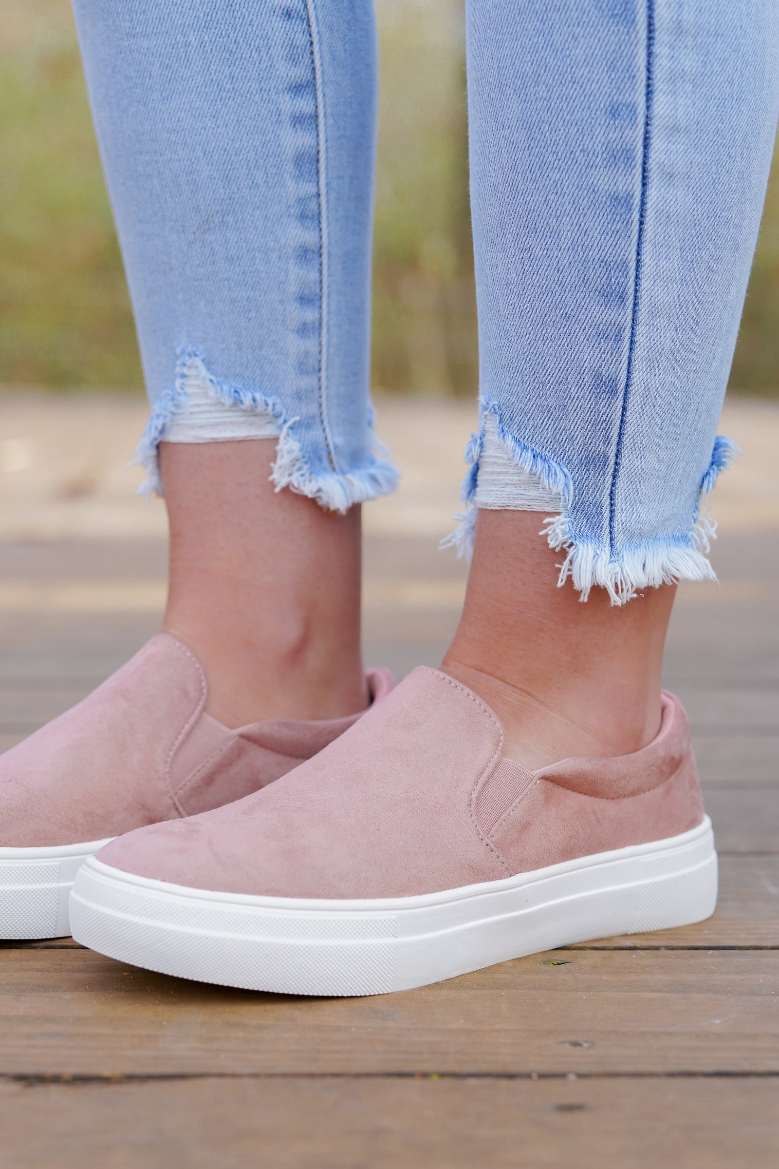 Dolce Sneakers - Blush