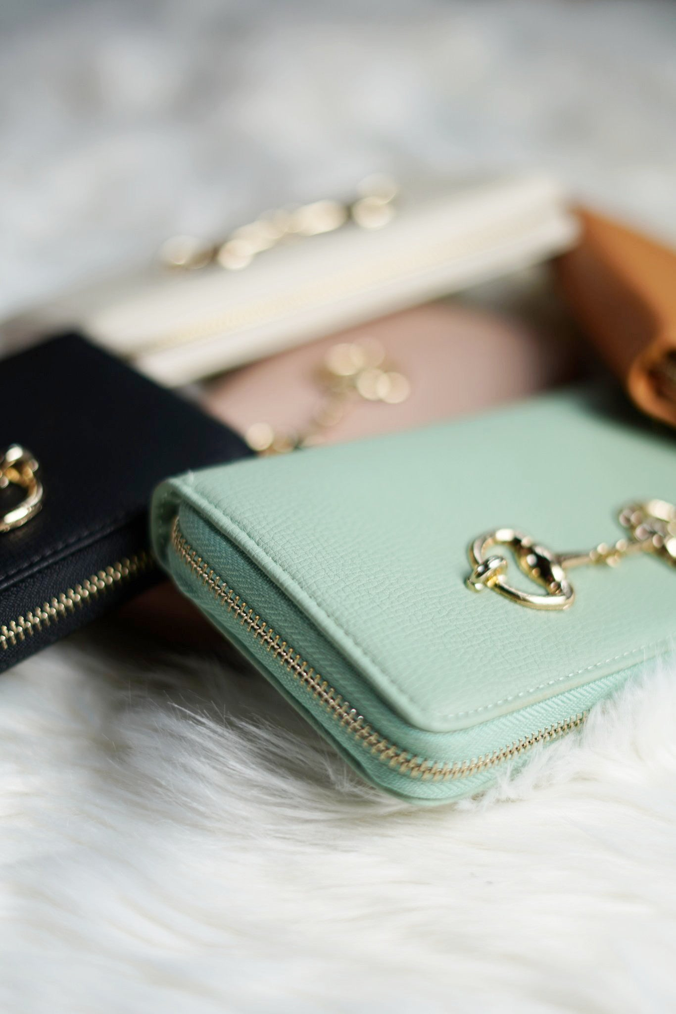 Hailey Zip Around Wallet