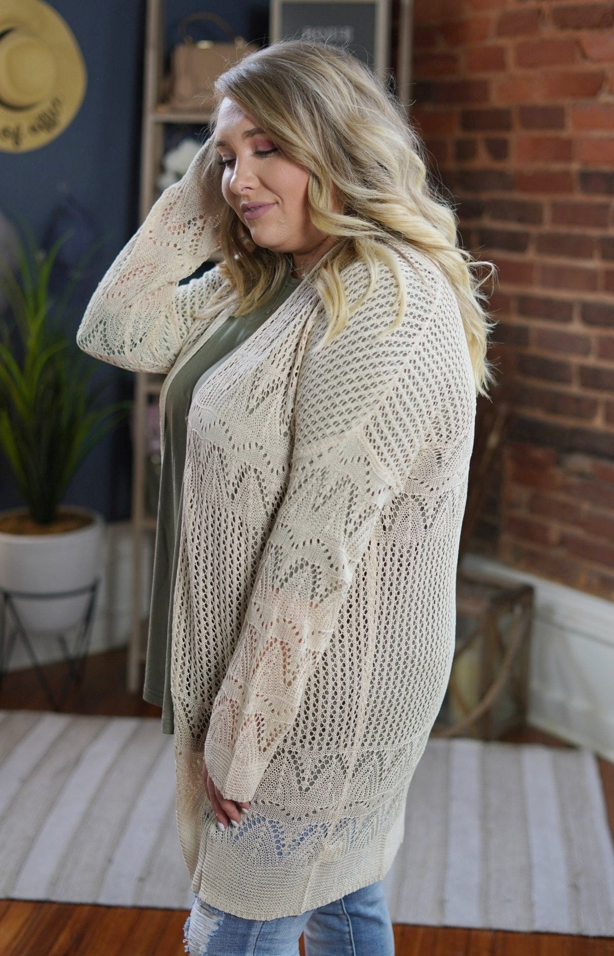 Emmy Knit Cardigan