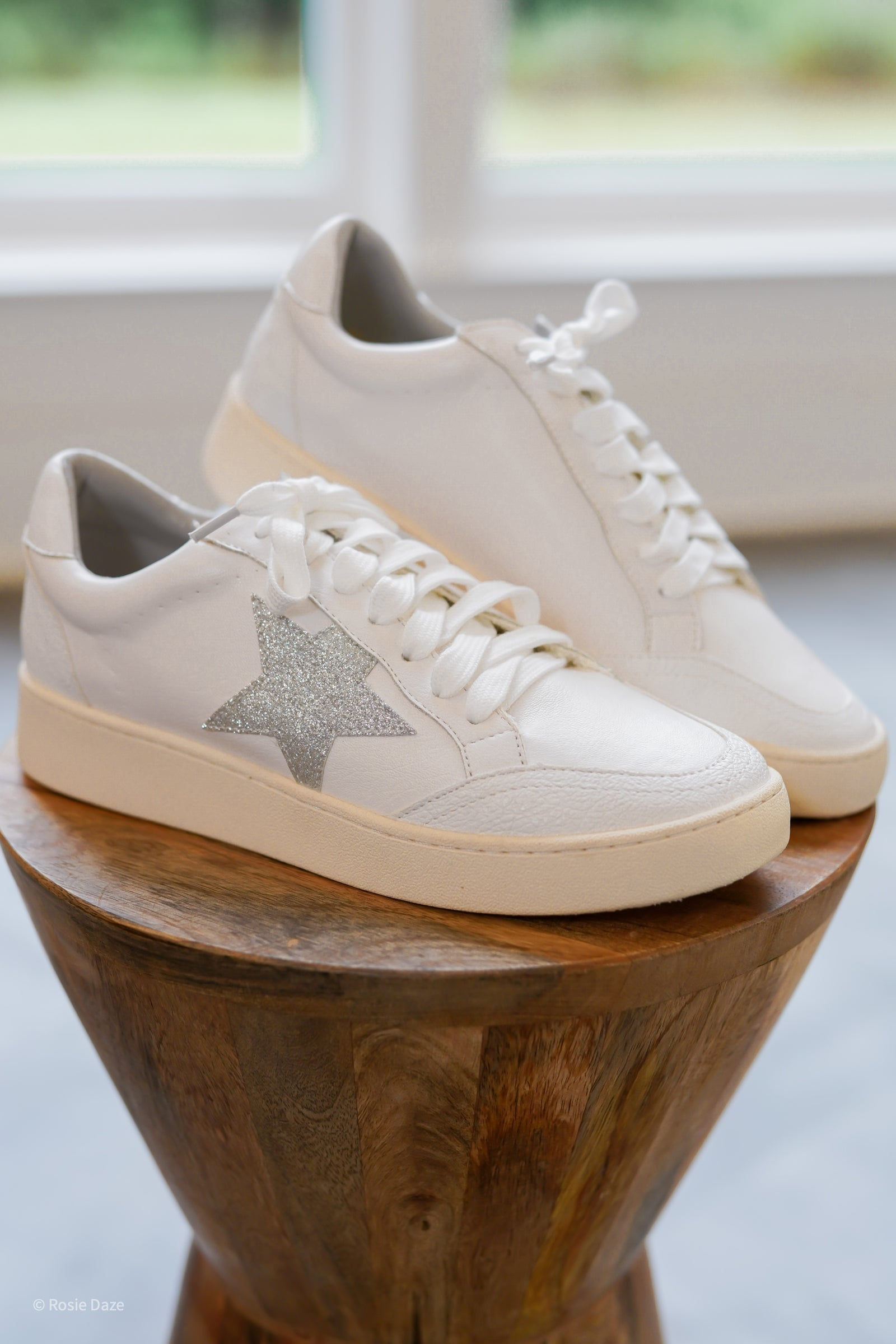 Marcie Sneakers - White