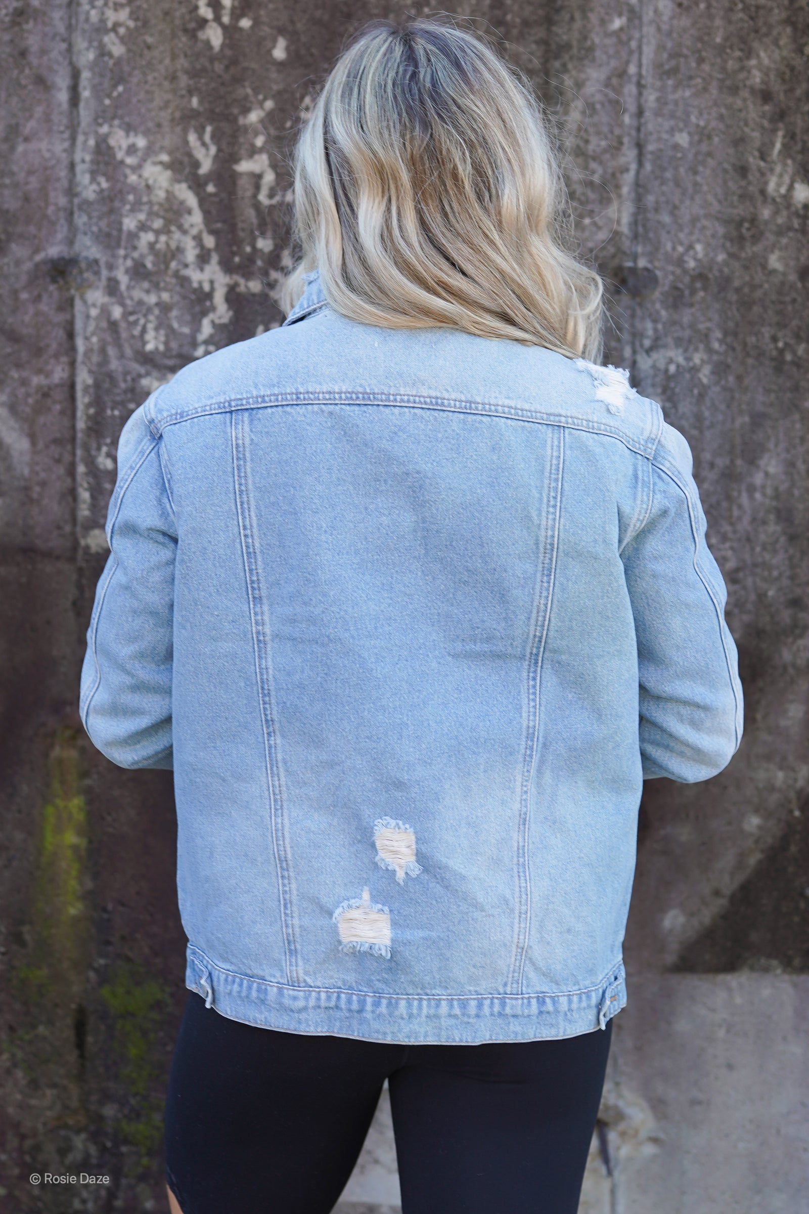 Dallas Denim Jacket