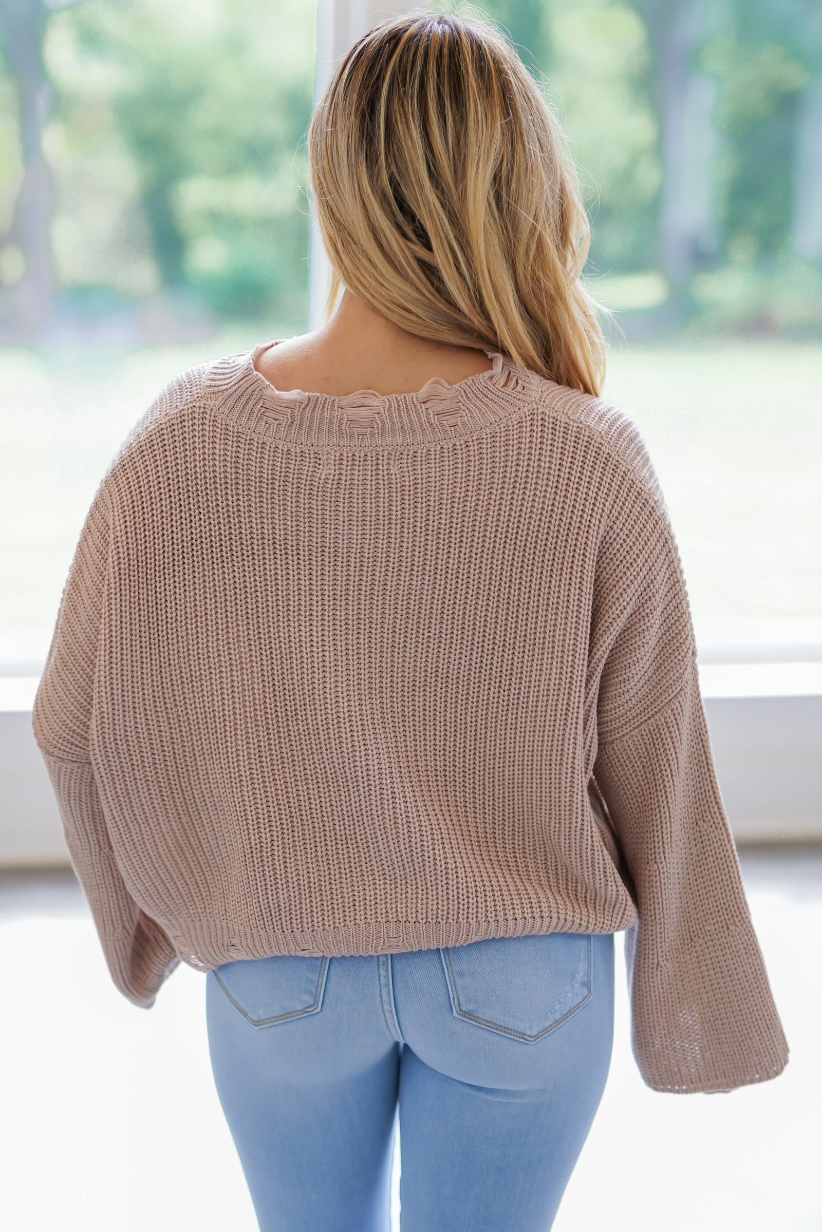Southern Comfort Sweater