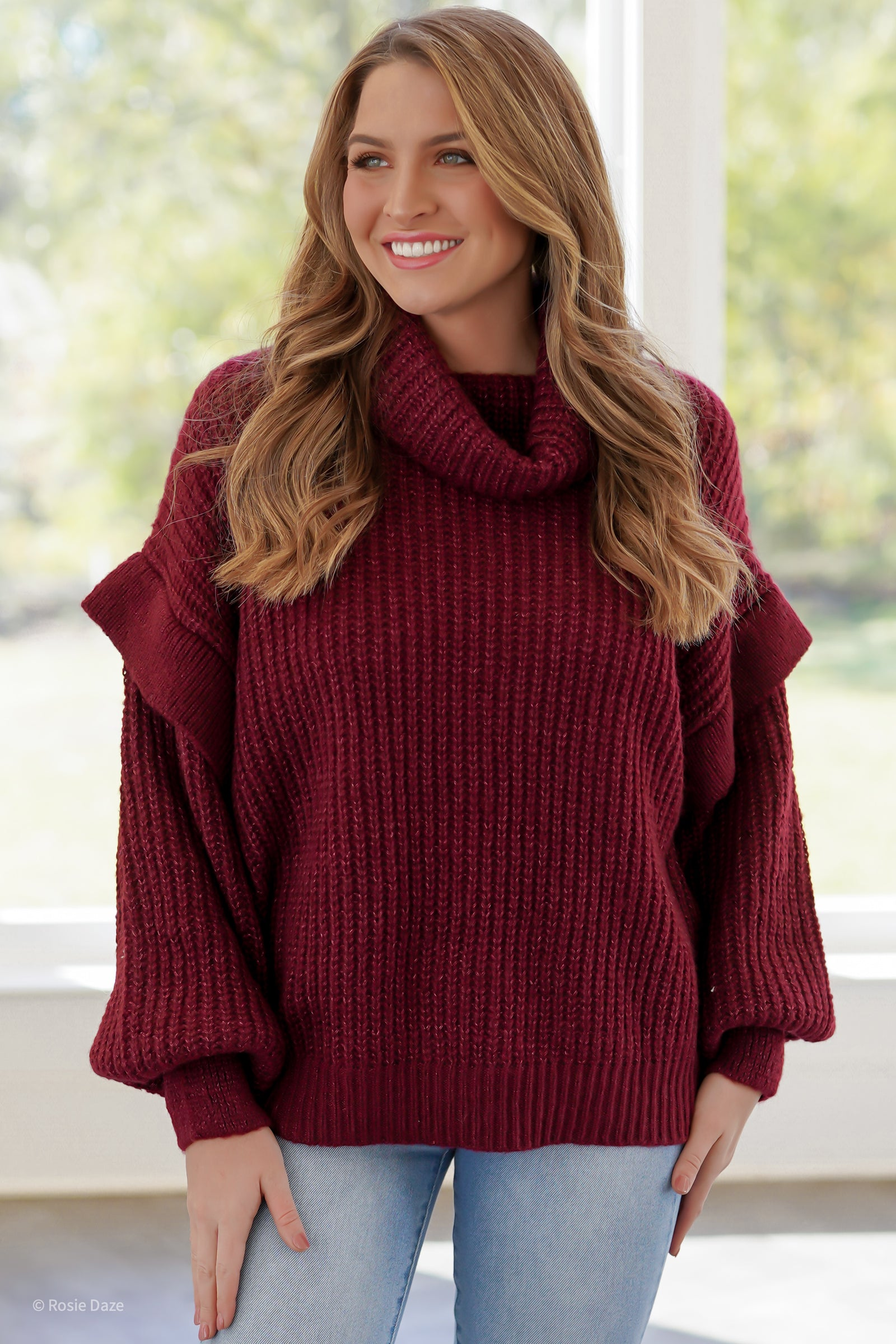 Zinfandel Sweater