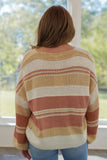 Girlfriend Striped Sweater
