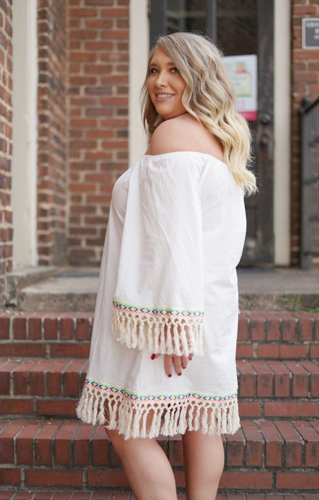 Thailand Tassel Dress
