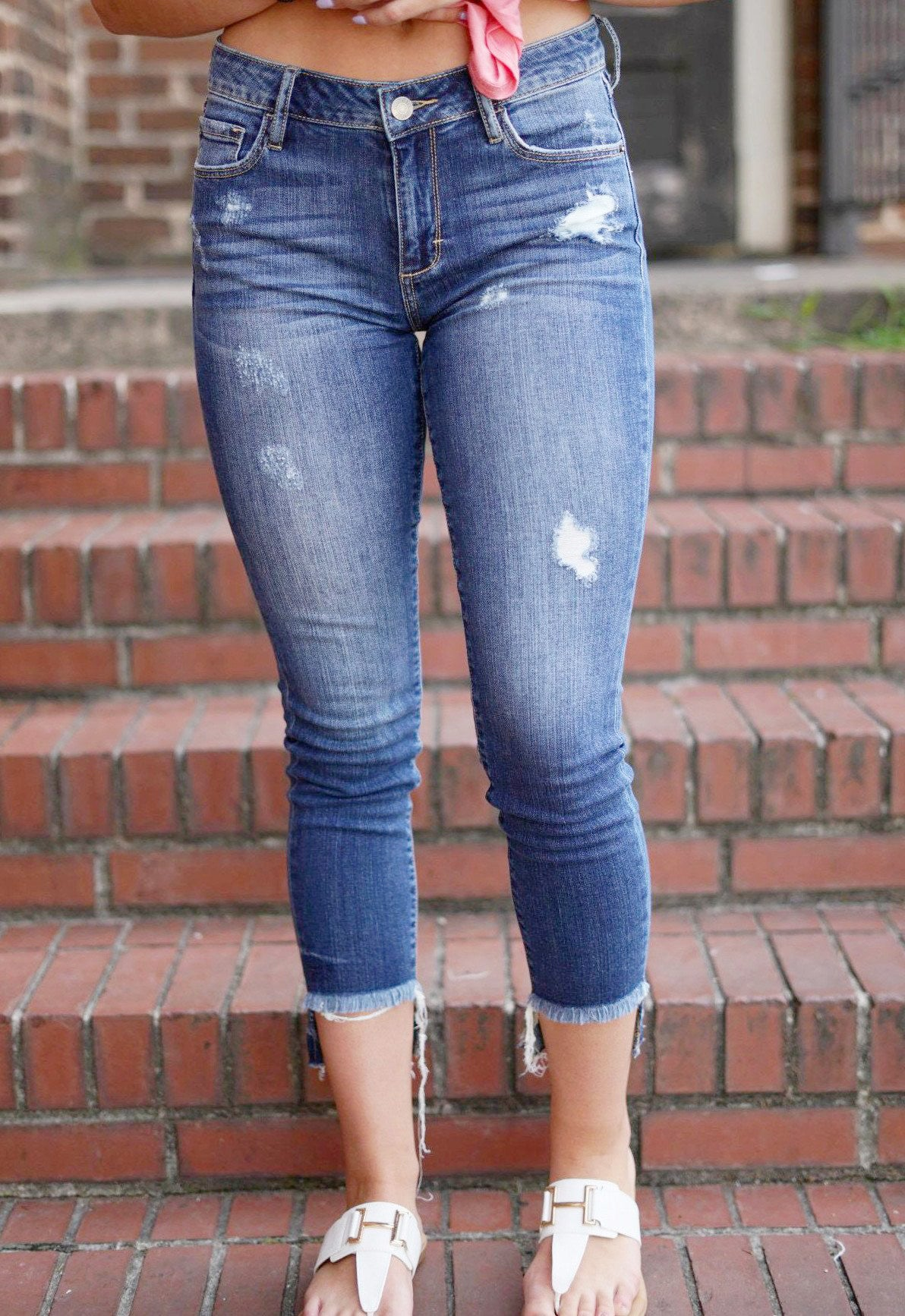 Delilah Dark Wash Denim