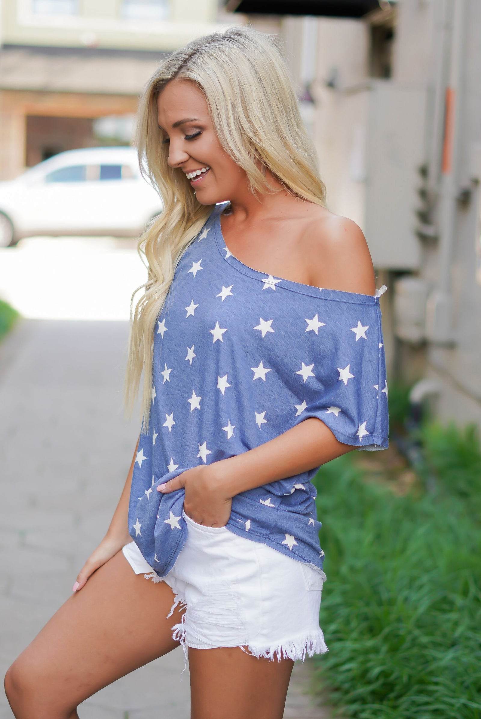 Star Spangled Bangerz Top