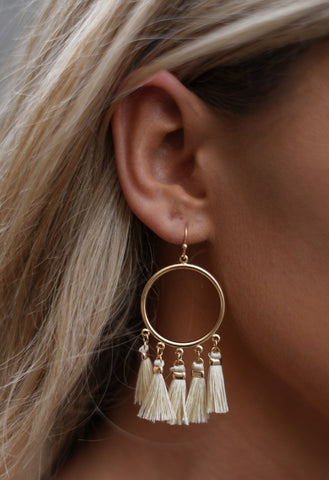 Treat Yourself Earrings