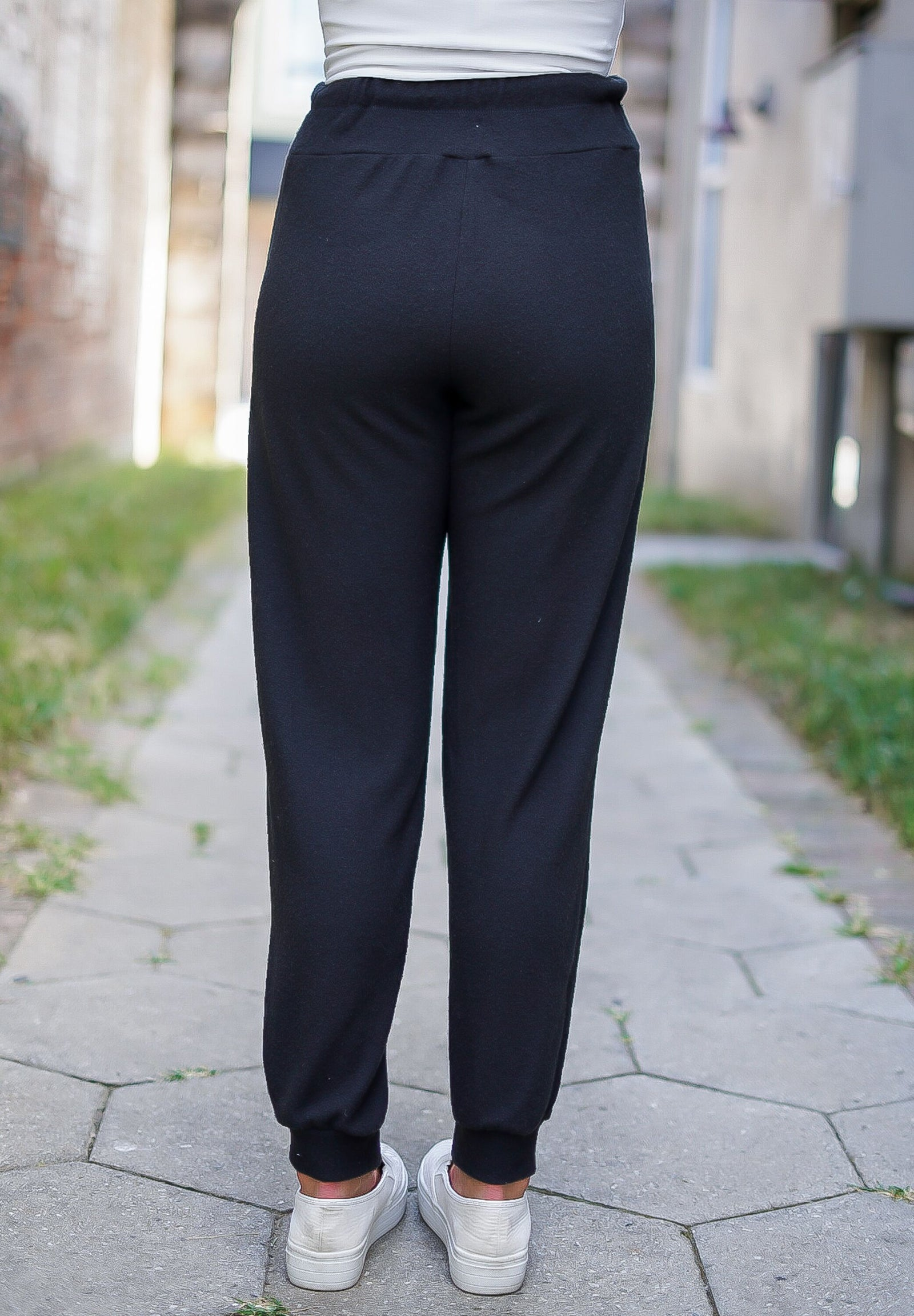Lady Lounge Pants - Black