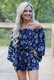Starry Night Romper