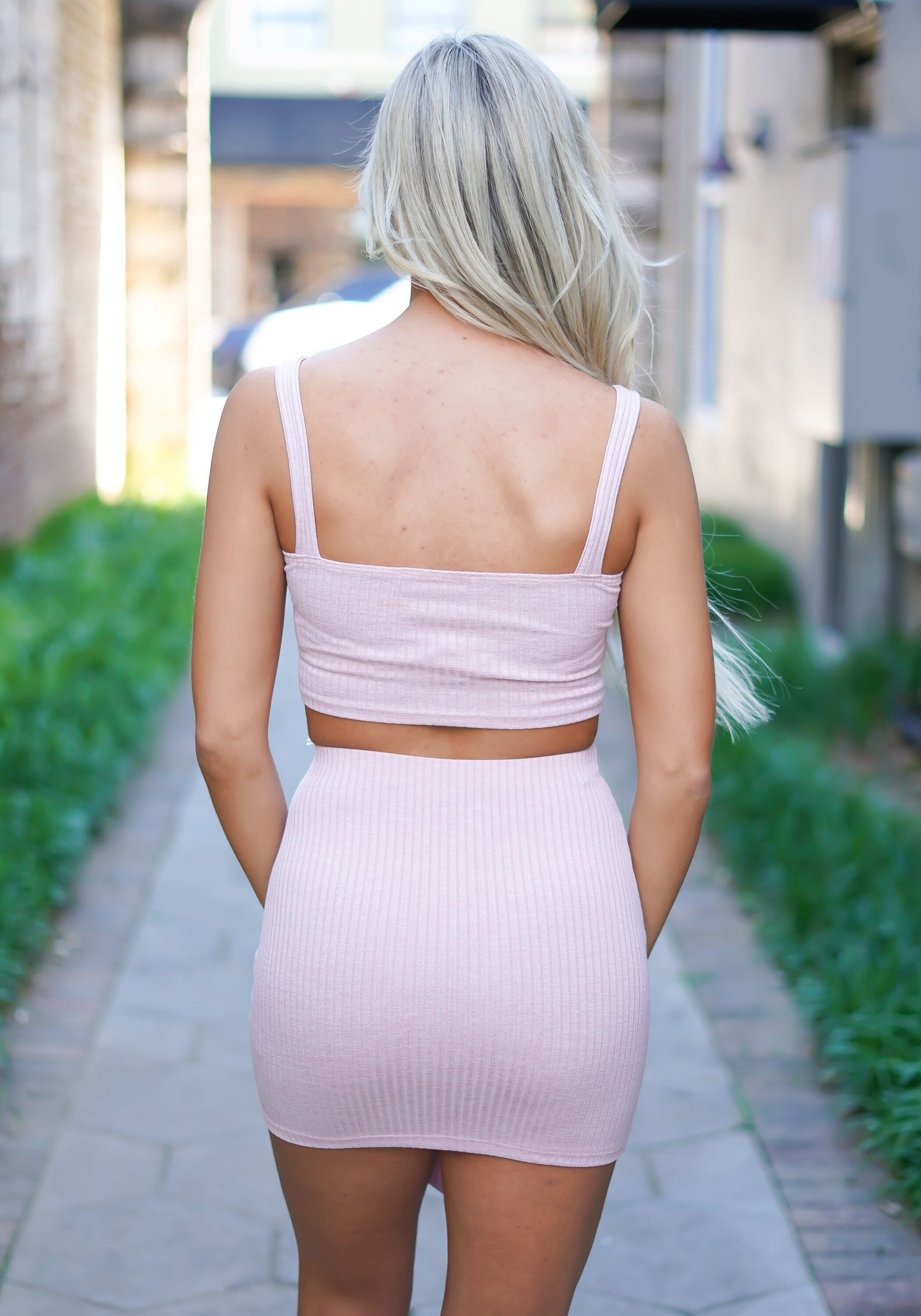 Raspberry Cream 2 Piece Set