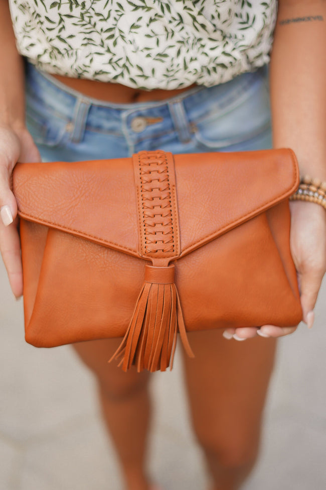 Suzie Clutch - Brown