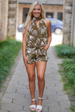 Totally Tropical Romper
