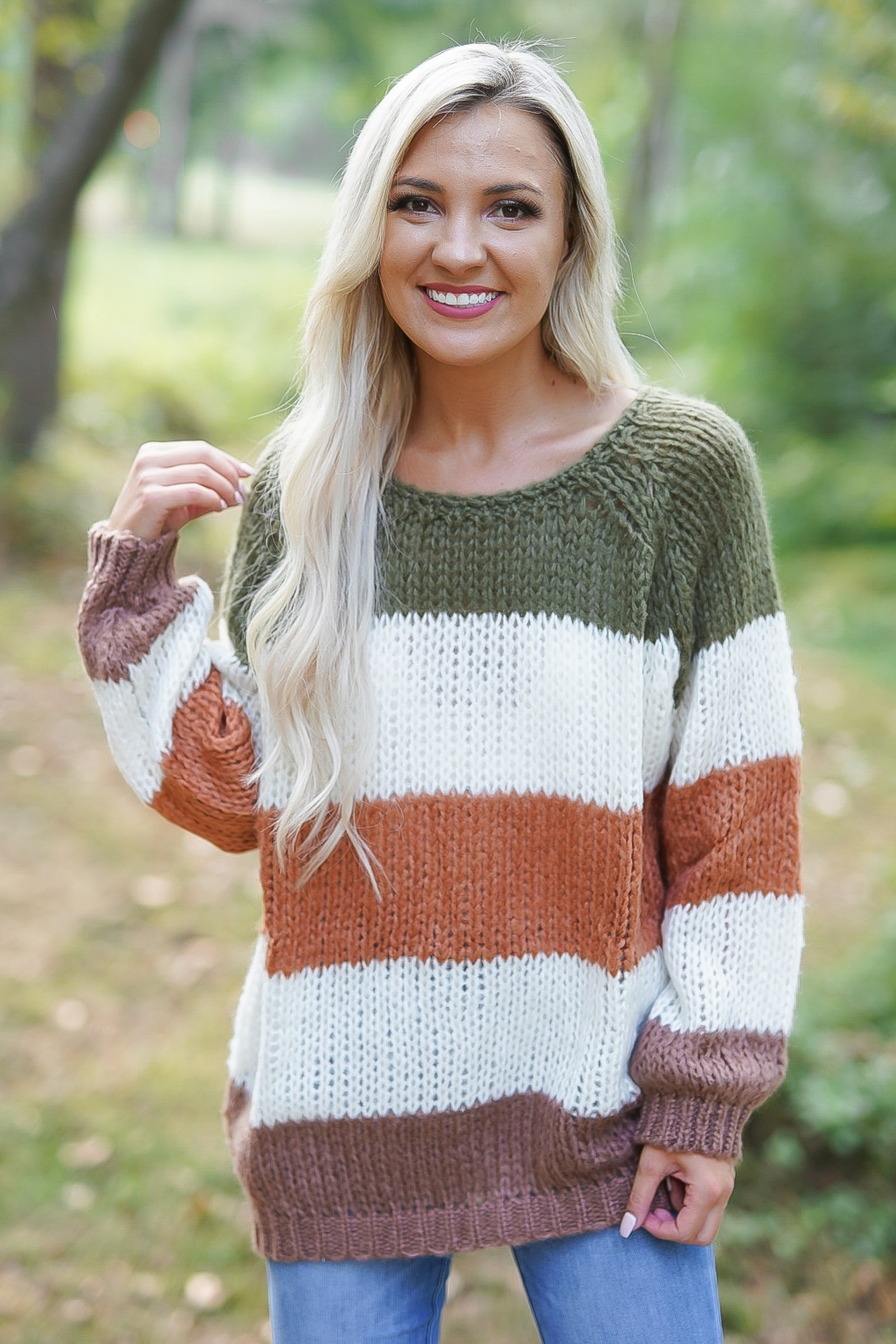 Hay Bale Sweater