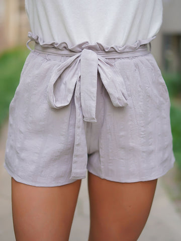Pure Water Striped Shorts