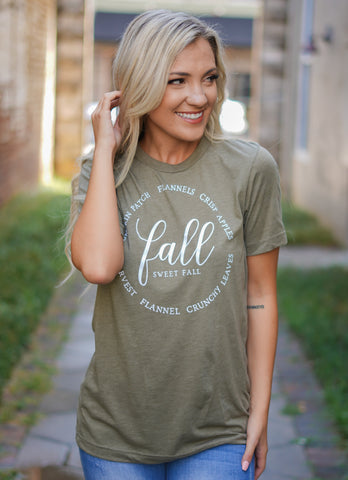 #Pumpkin Spice Everything Tee