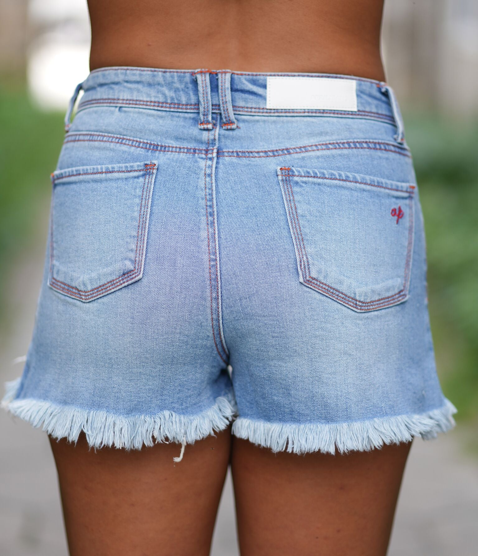 Rogue Denim Shorts