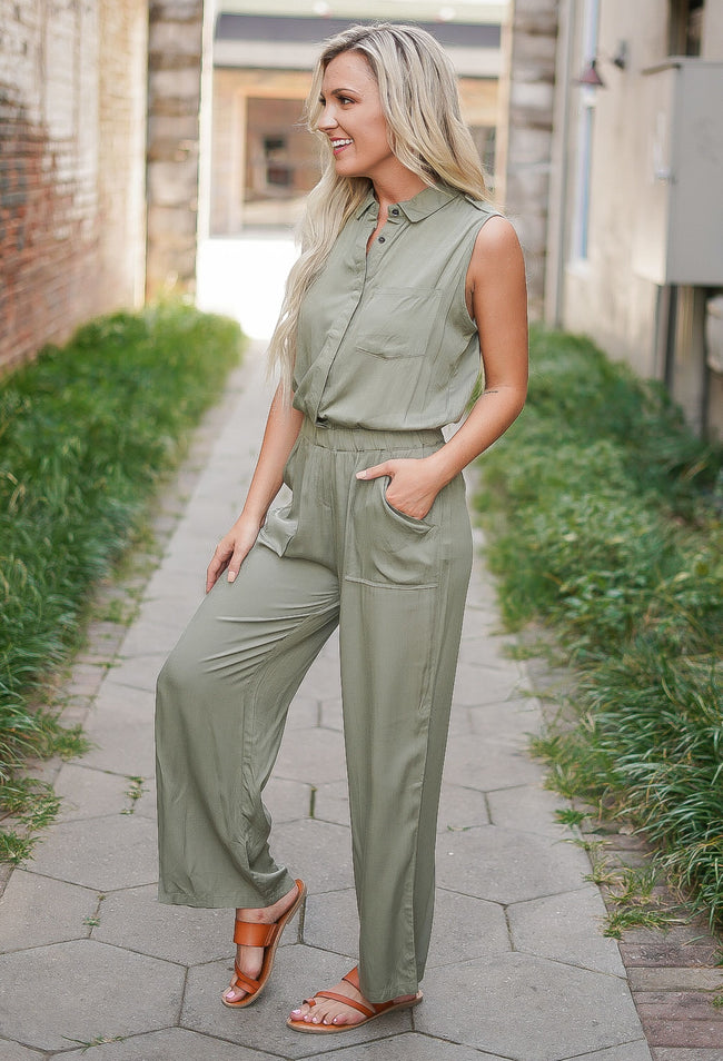 G.I. Jane Jumpsuit