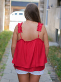 Firecracker Tank - Red