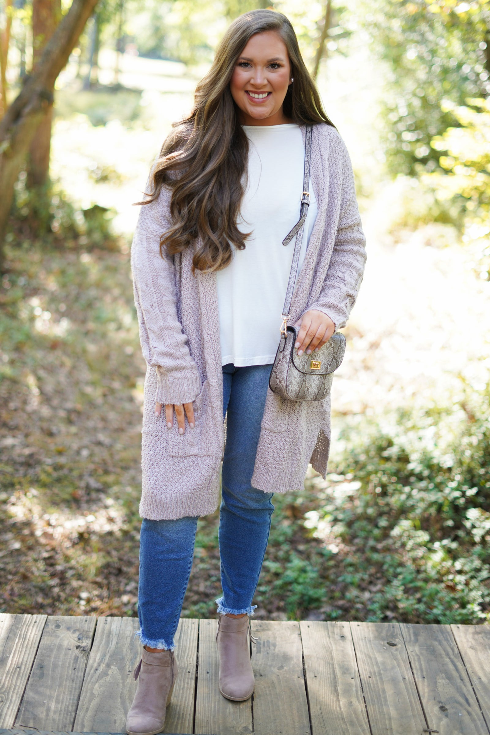 All About You Cardigan