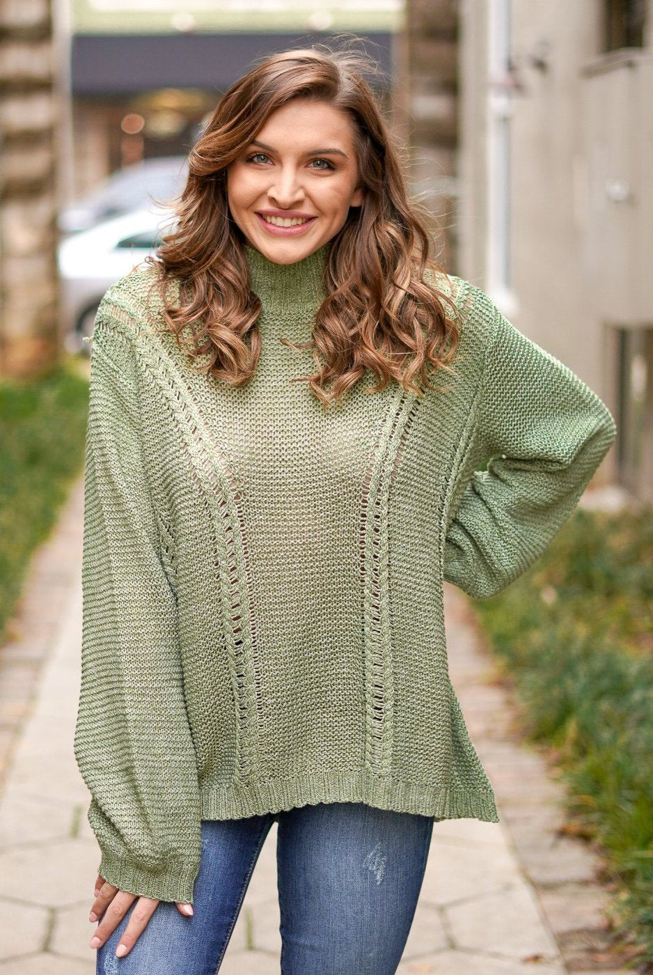 Firefly Knit Sweater