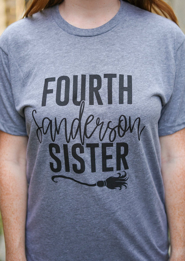 Fourth Sanderson Sister Tee