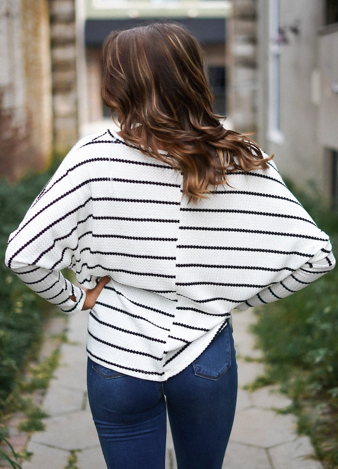 Something Like This Striped Top