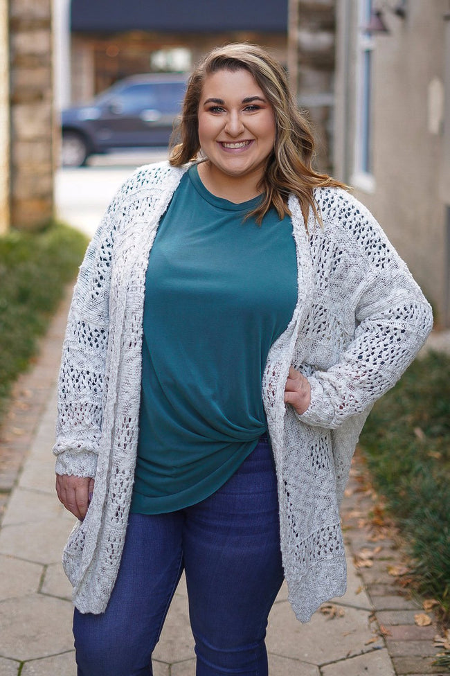 Carrie Cozy Cardigan