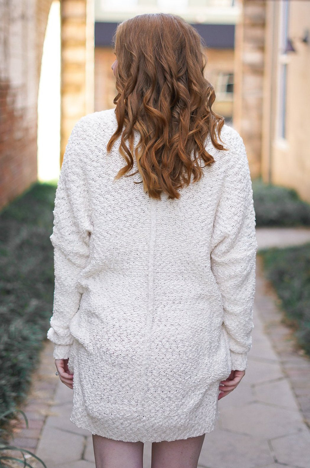 Habits of My Heart Cardigan - Cream